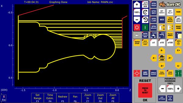 Centroid Pro Lathe CNC software