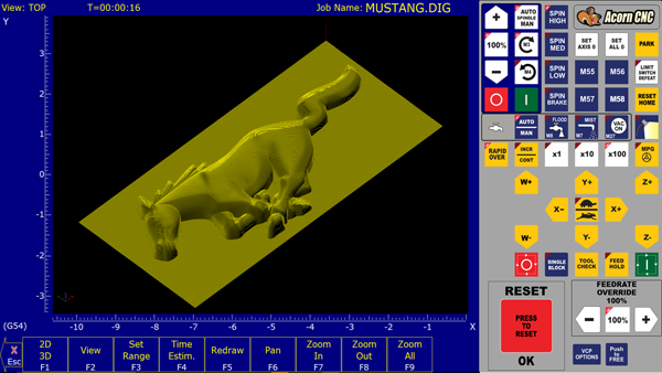 Centroid Ultimate CNC control software