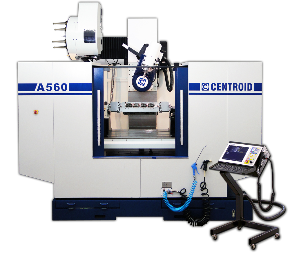 5 Axis Maching Center