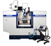 5 axis machining center bostomatic style