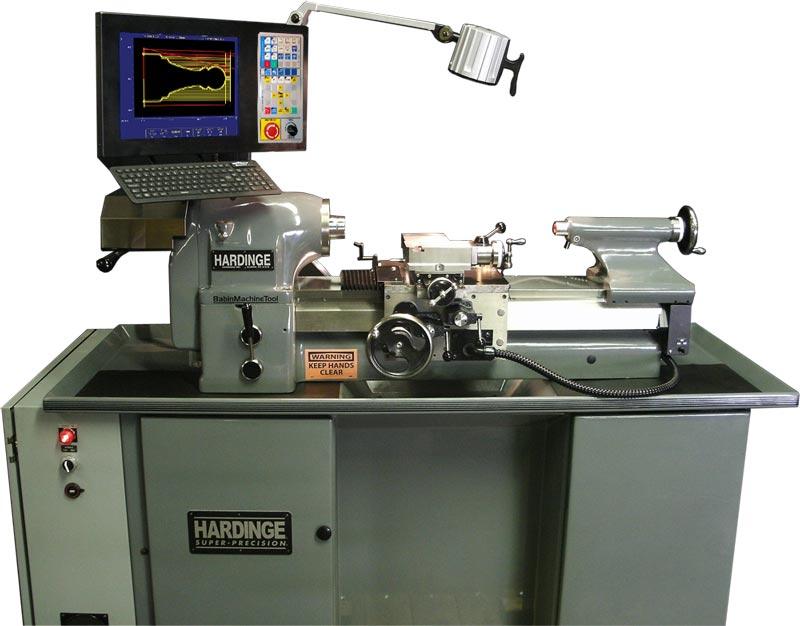 Hardinge HLV-H Tool Room Lathe Parts Manual