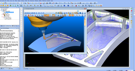 run 3rd part cad cam directly on the centorid cnc control