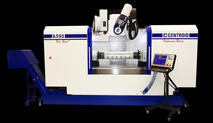 5 axis CNC machining centers, Engine Rebuiding Equipment