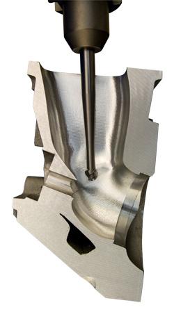 Cnc Porting Cnc Cylinder Head Porting Machine