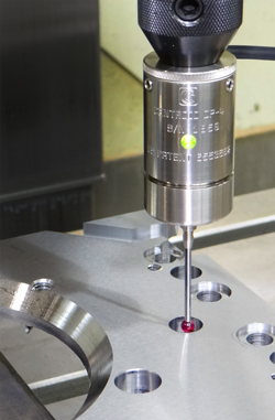 Cnc Touch Probes For Digitizing Part And Tool Setup