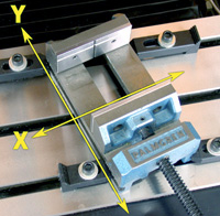 Coordinate System Rotation, Automatically align the vise to the machine!