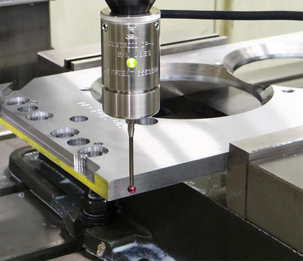 CNC Fixture, Part and Vise Probing  Find zero locations, set