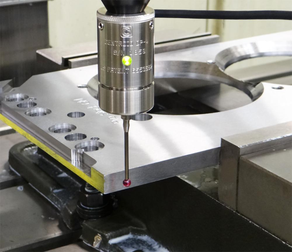 CNC Fixture, Part and Vise Probing. Find zero locations, set zero ...