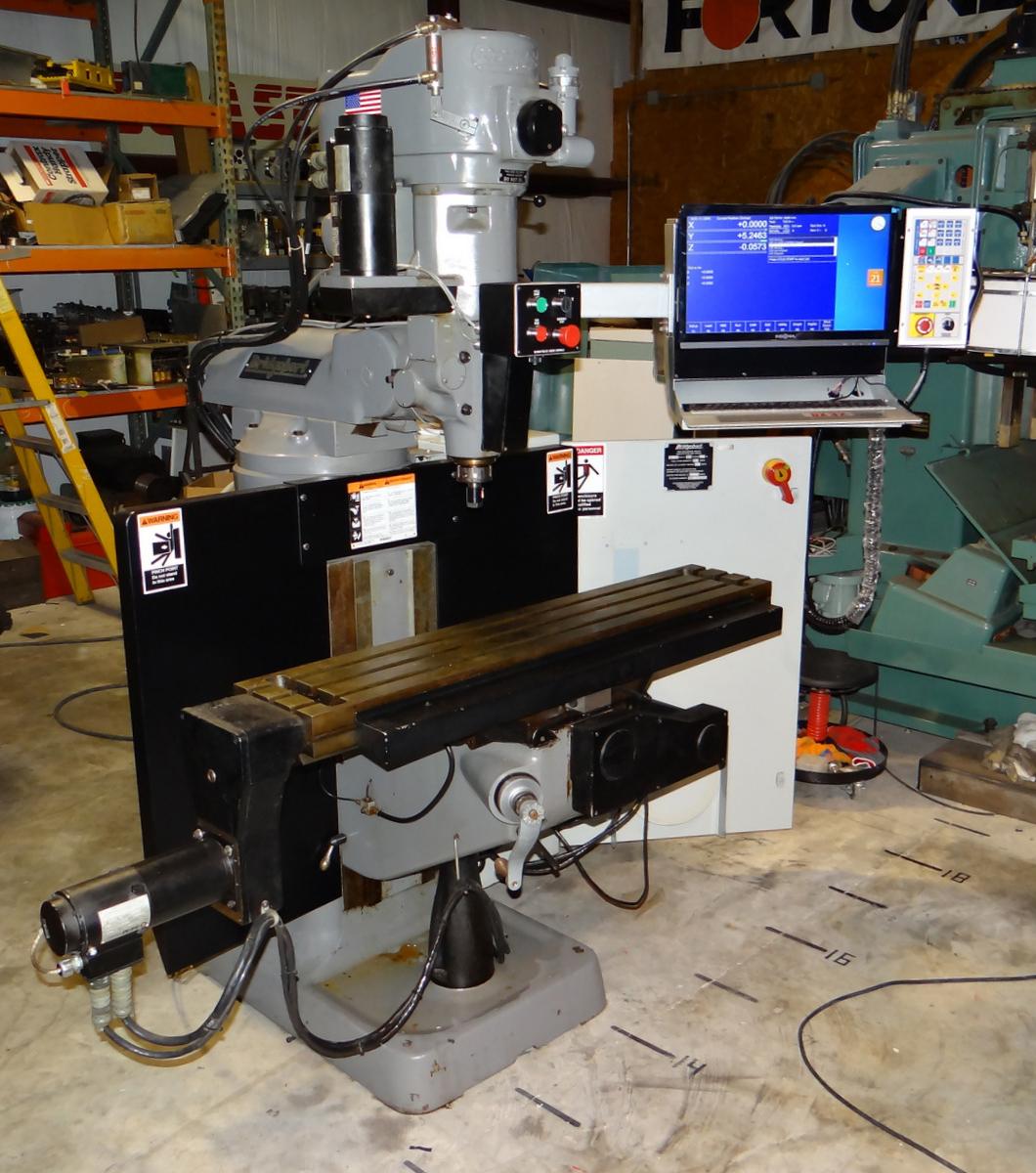 CNC Controller for Bridgeport V2XT DX-32 CNC retrofit