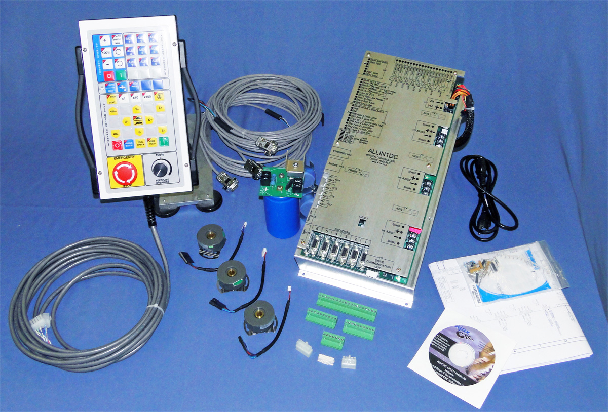 Incredible Cnc Controller For Bridgeport V2Xt Dx 32 Cnc Retrofit Controls For Wiring Cloud Oideiuggs Outletorg