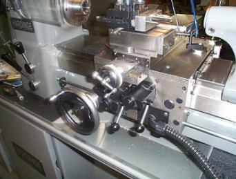 HARDINGE HLV-H CNC retrofit controls, CNC manual toolroom ... on