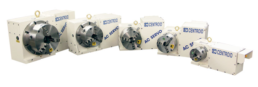 centroid cnc rotary table