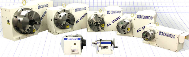 CNC Rotary Tables, 4th axis cnc Machining, easy programming with conversational, includes servo motor, servo drive, cable and software.