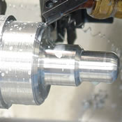 Constant surface speed machining and Auto roughing and finish pass generation
