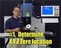 Training Video, Determine XYZ location.