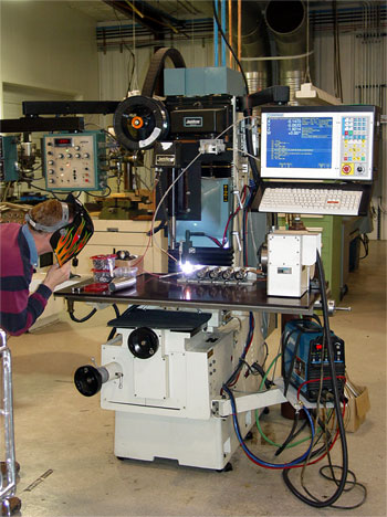 cnc machine uses