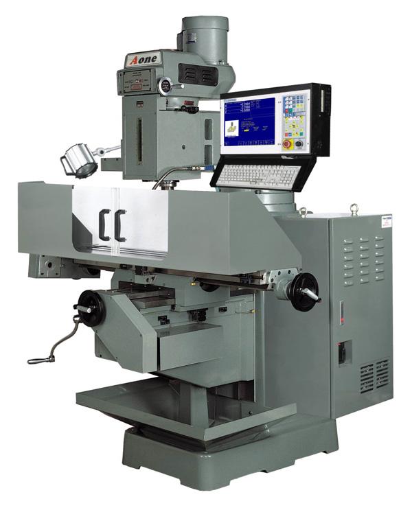 Atrump cnc knee mills for tool rooms and job shops for Room setup tool