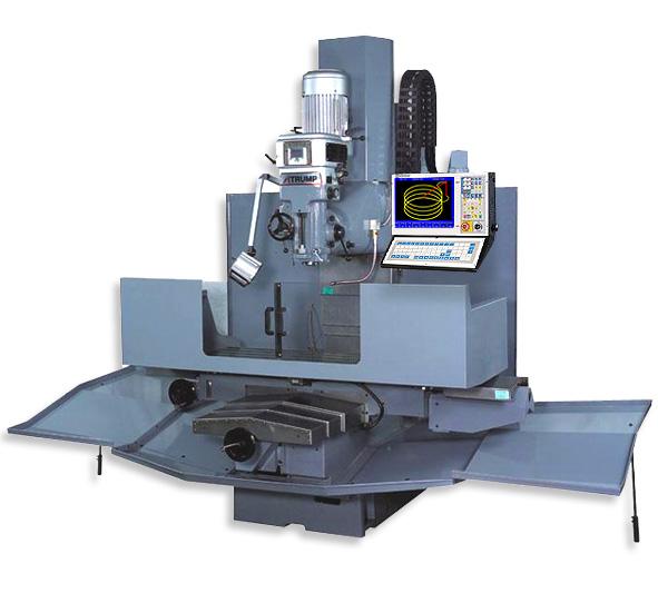 Cnc Bed Mills Atrump Cnc Machine Tools Tool Room Bed