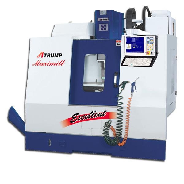 Atrump CNC Machine Tools, Machining Centers, CNC knee mills